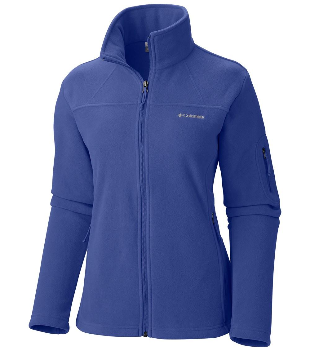 231baf5d647 Columbia Fast Trek II Full Zip Fleece Jacket - Womens