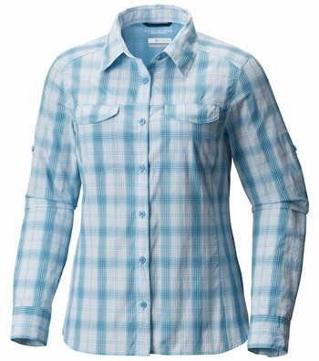 Silver Ridge Lite Plaid L/S Shirt