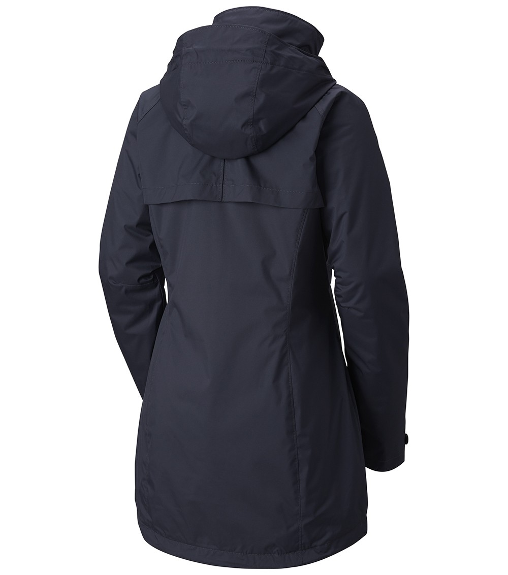 Columbia Womens Lookout Crest Jacket India Ink