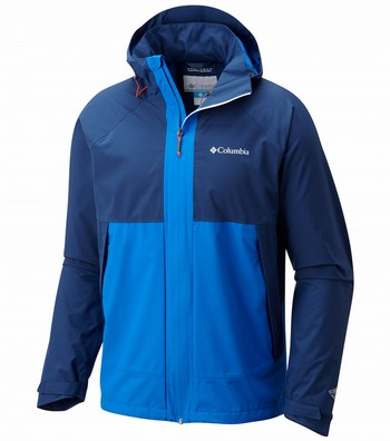 Evolution Valley Rain Jacket