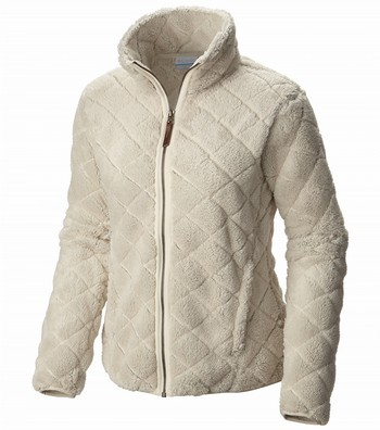 Fire Side Sherpa Full Zip Fleece Jacket