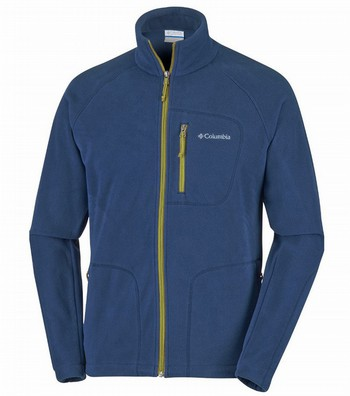 Fast Trek II Full Zip Fleece Jacket