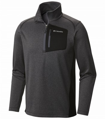 Jackson Creek II Half Zip Top