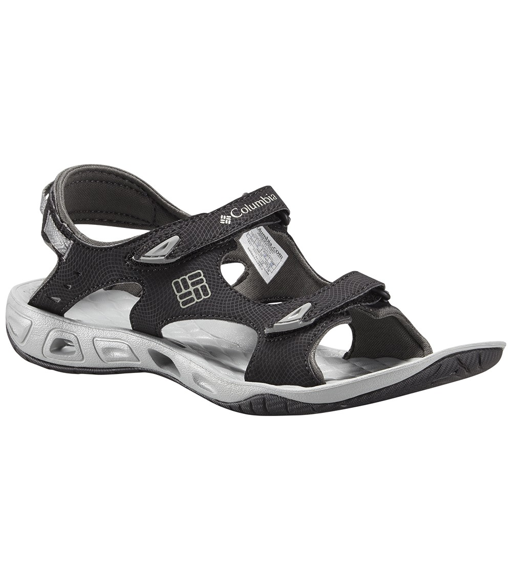 80f4eb53ee51 Columbia Womens Suntech Vent Sandals Black   Platinum