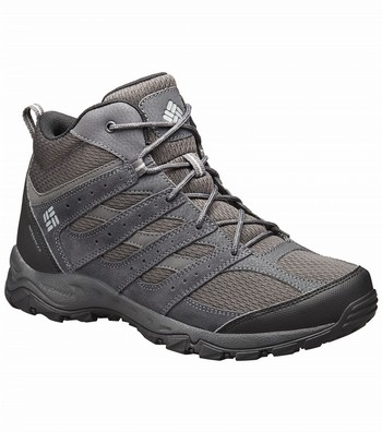 Plains Butte Mid Waterproof Hiking Shoes