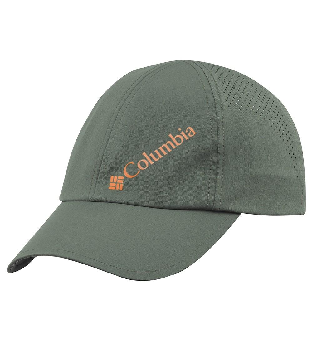 374f2f967ce Columbia Mens Silver Ridge Ballcap Ii Hat Cypress