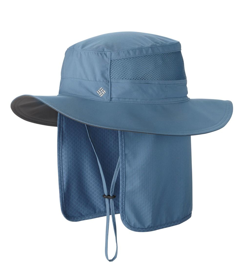 Columbia Unisex Coolhead Zero Booney Hat Steel 2d42d46dc8fb