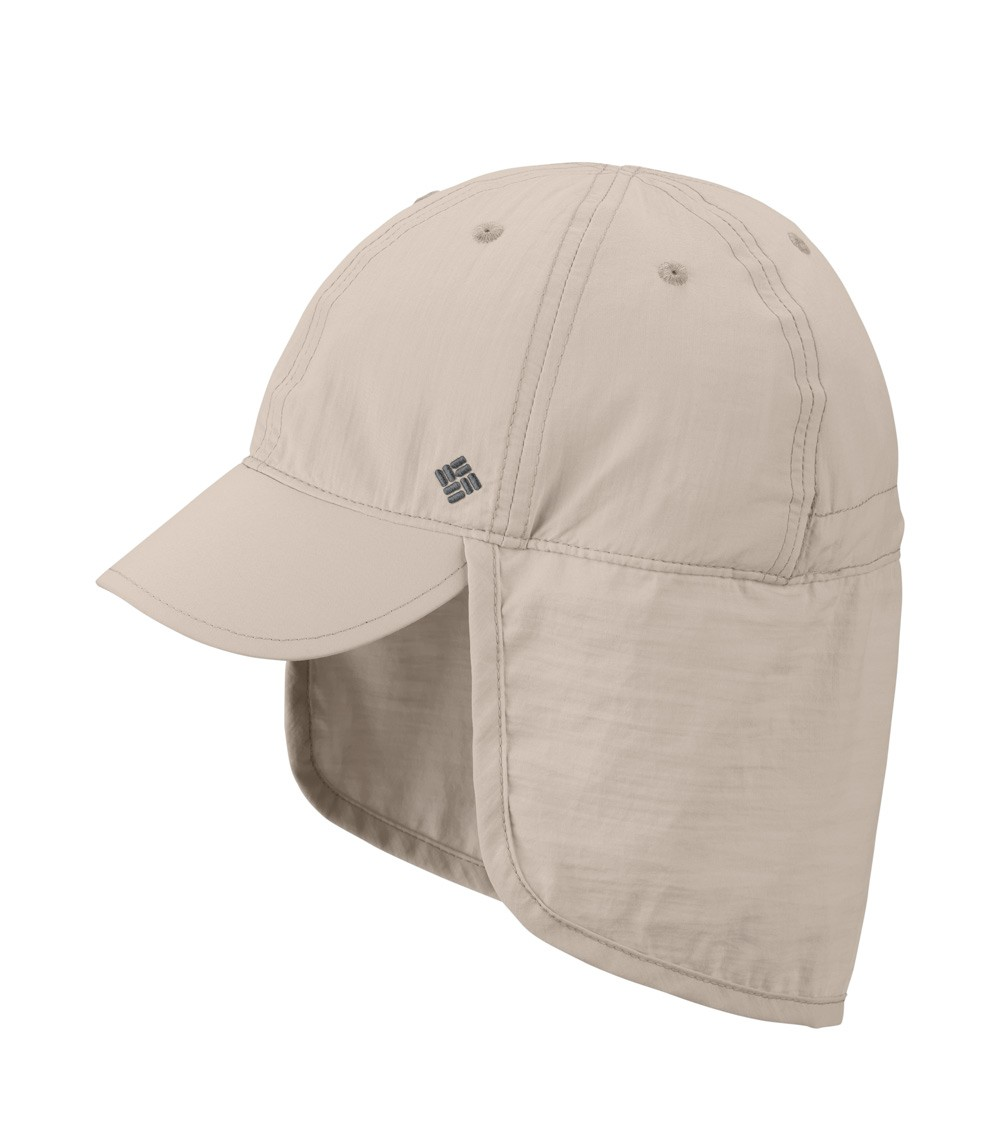 Columbia Youth Cachalot Sun Hat Fossil cbeb427fc96