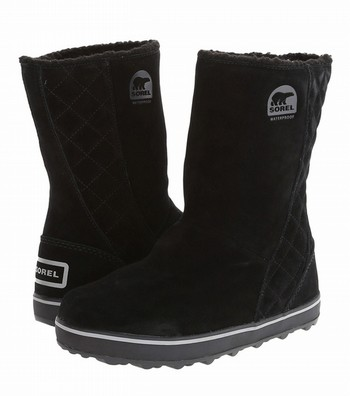 Glacy Pull On Insulated Boots