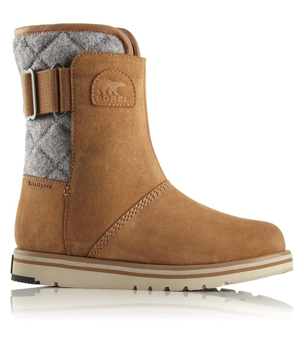 Sorel Womens Rylee Casual Winter Boots Elk