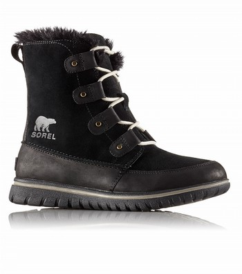 Cozy Joan Boot