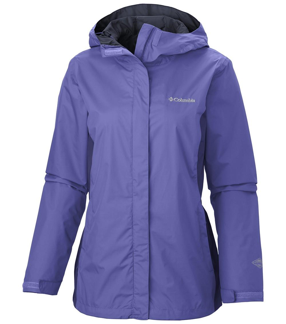 b5ec3bb2724 Columbia Arcadia II Rain Jacket - Womens