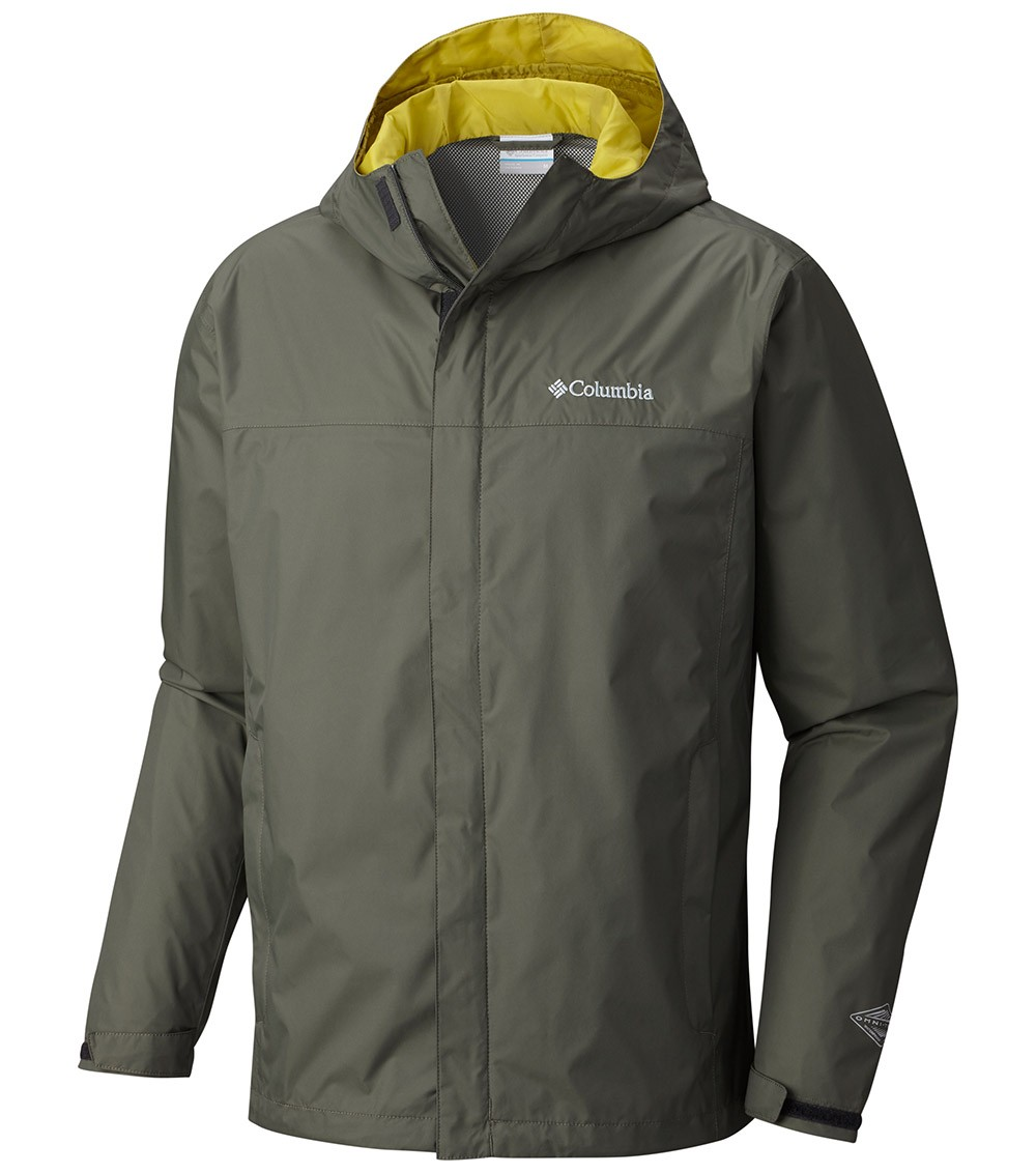 d513f03bc29b Columbia Mens Watertight Ii Rain Jacket Gravel