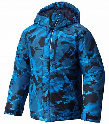 Lightning Lift Insulated Winter Jacket