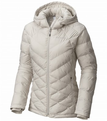 Heavenly Insulated Hooded Jacket