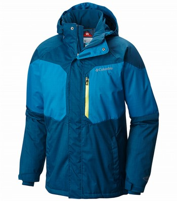 Alpine Action Ski Jacket