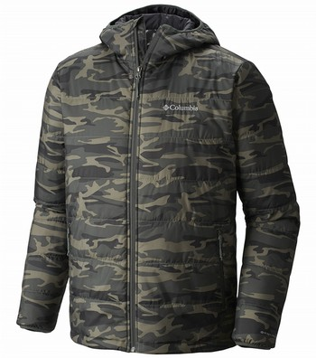 Saddle Chutes Hooded Jacket